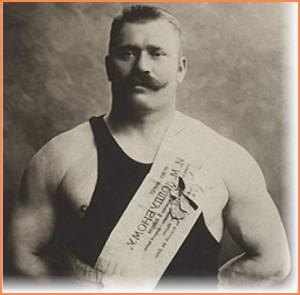Иван Поддубный вегетарианец, спортсмены вегетарианцы