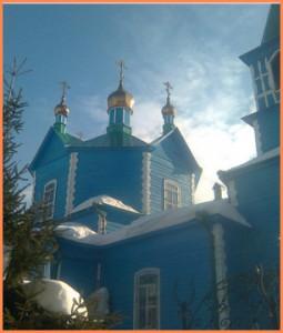 монастырь в чимеево