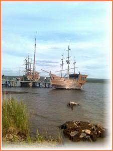 Кетова пристань фото корабли