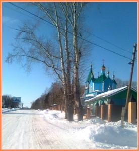 храм в чимеево