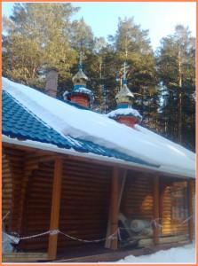 святой источник в Чимеево